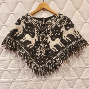Free People Poncho price firm